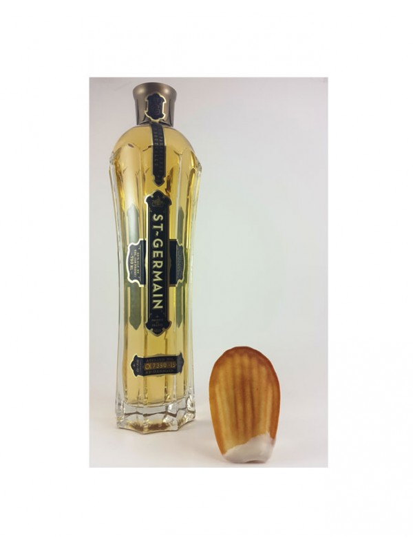 Grate Madeleine Pineapple and St. Germain