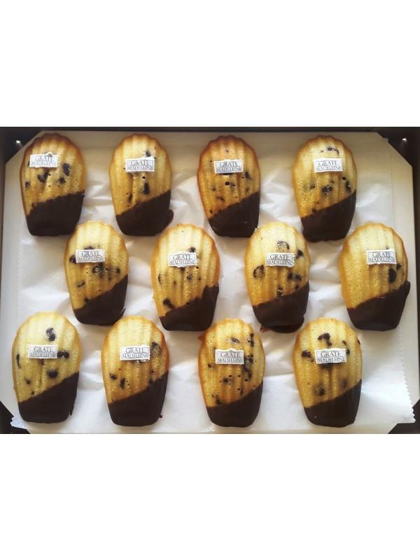 Grate Madeleine Chocolate Chip