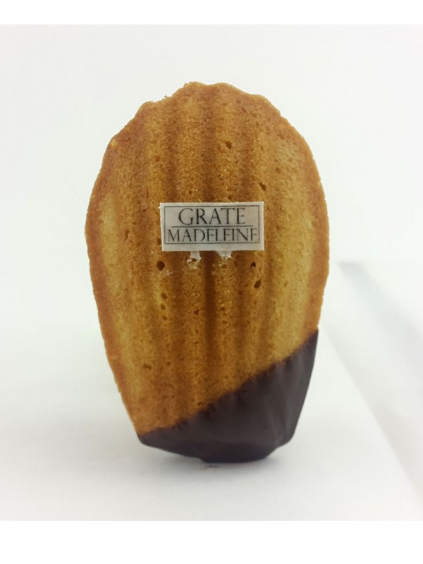 Grate Madeleine Coffee