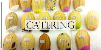 Grate Madeleine - Catering