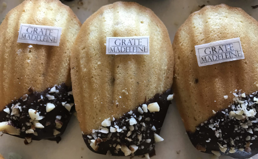 Similarities Between Madeleines, Cookies, and Cakes