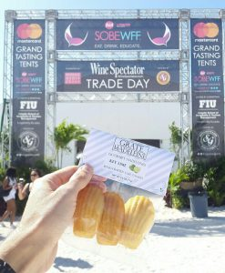 Grate Madeleine - SOBEWFF - Key Lime