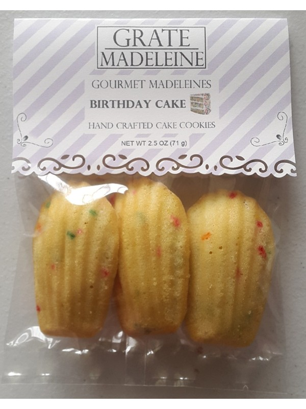 Birthday Cake | 3-pack