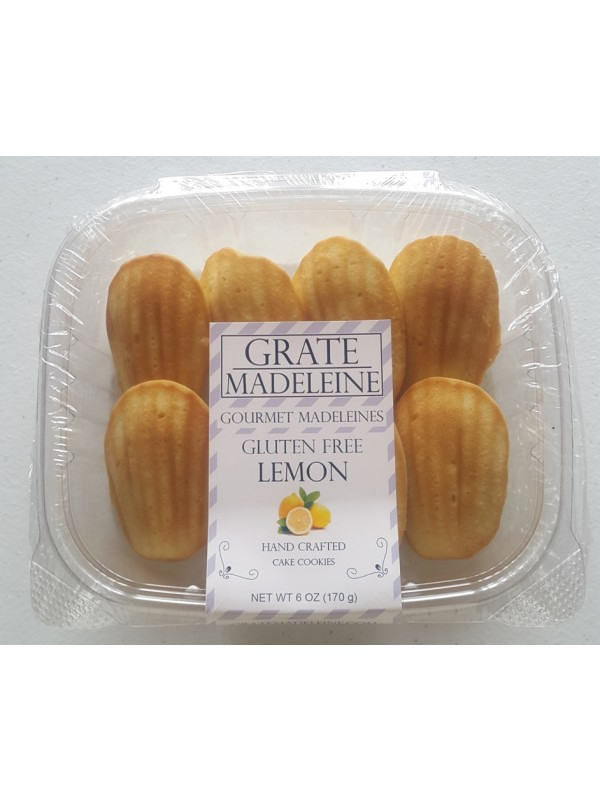 Lemon Gluten Free | 8-pack