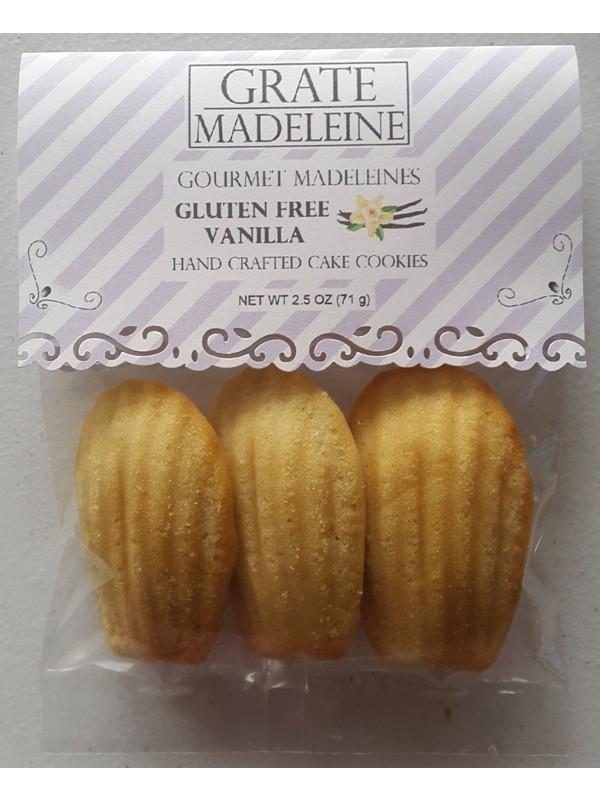 Gluten Free Vanilla | 3-pack