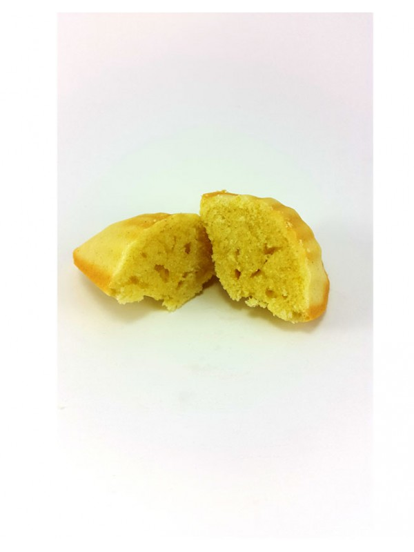 Grate Madeleine Orange