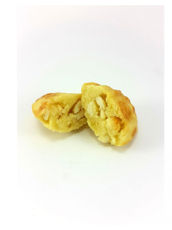 White Chocolate Chip Grate Madeleine