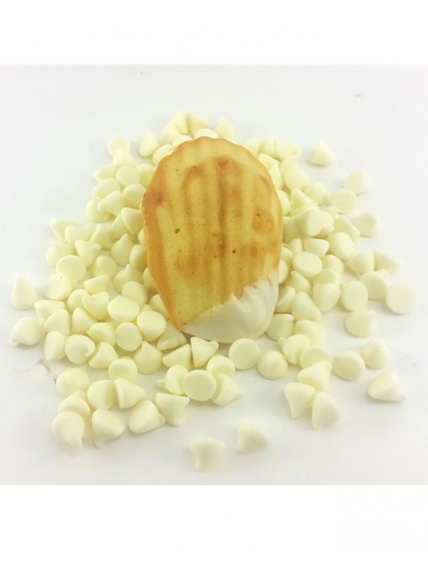 Grate Madeleine White Chocolate Chip