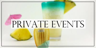 Grate Madeleine - Private Events